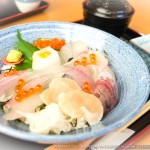 蒲江の海鮮丼