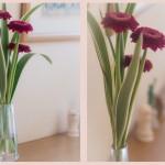 お正月の花・・・