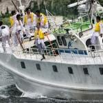 漁船のパレード