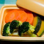 野菜を食べましょう!