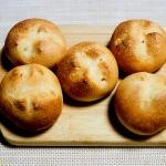 「春よ恋」で焼いたパン