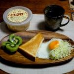 朝ご飯いろいろ・・・
